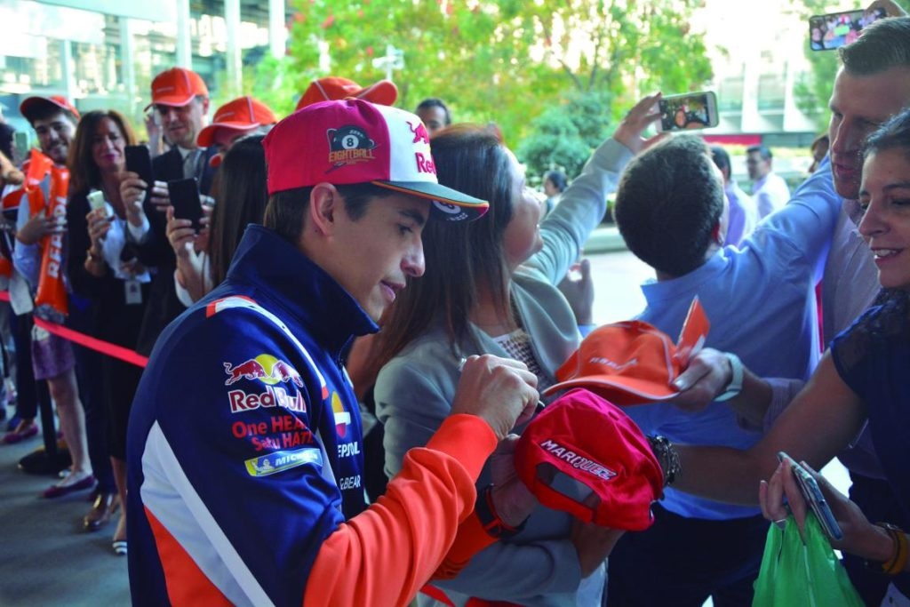 mini DSC 0215 1024x683 - Marc Márquez, Campeón del Mundo de MotoGP 2019