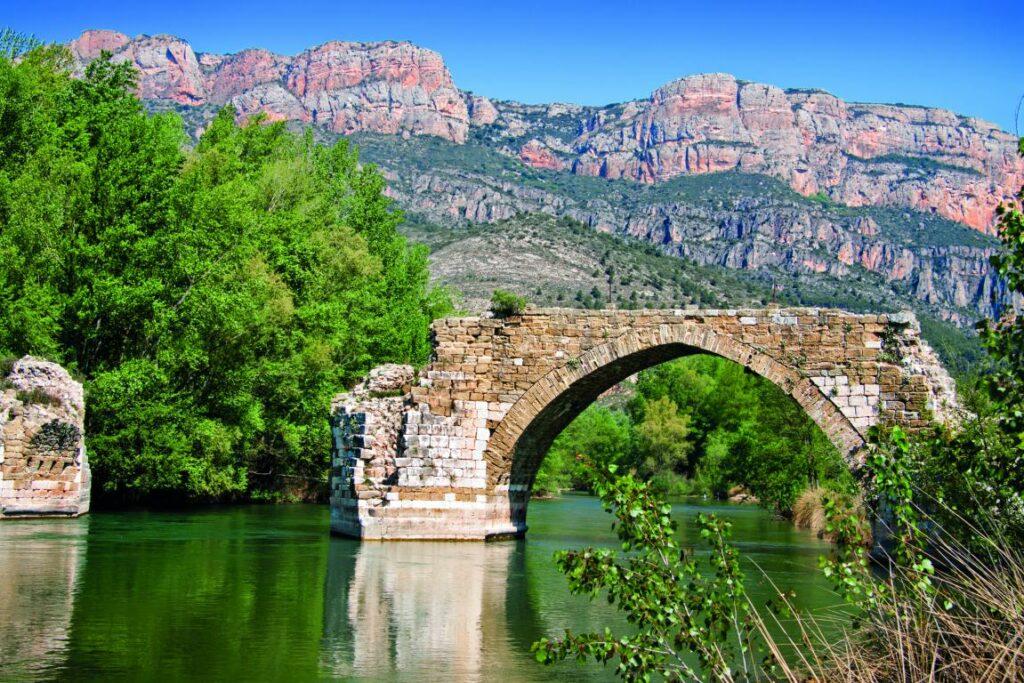 mini Pont Camarassa 1024x683 - Balaguer en familia