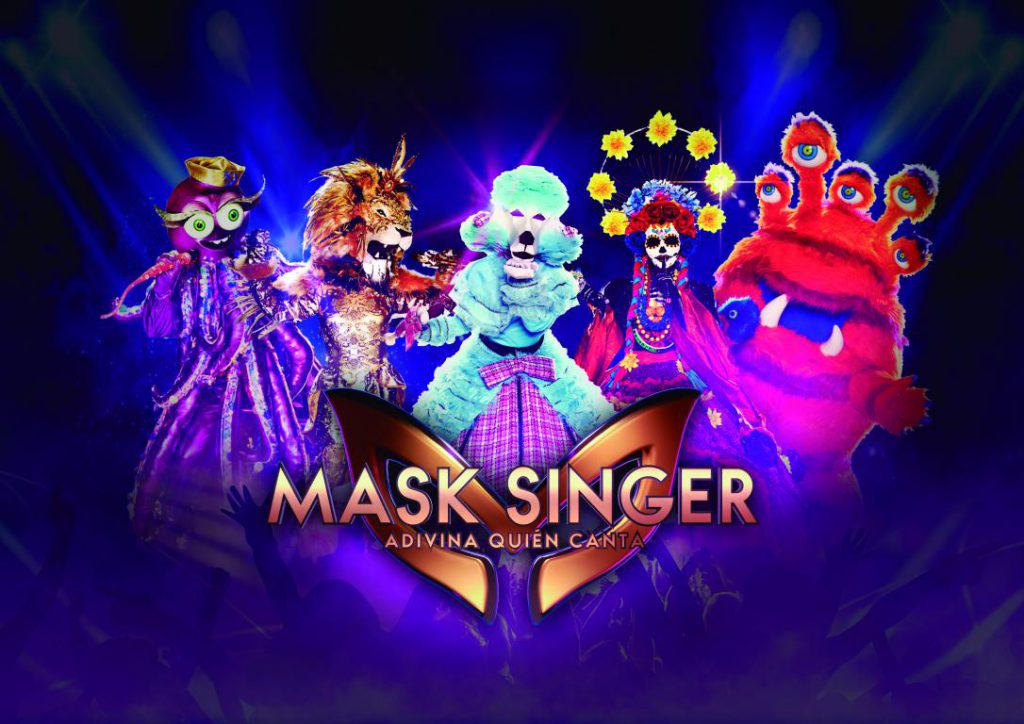 mini 01 Mask Singer POSTER HORIZONTAL logo  1024x724 - ARTURO VALLS PRESENTARÁ 'MASK SINGER: ADIVINA QUIÉN CANTA', EL NUEVO TALENT DE ANTENA 3 QUE ARRASA EN EL MUNDO