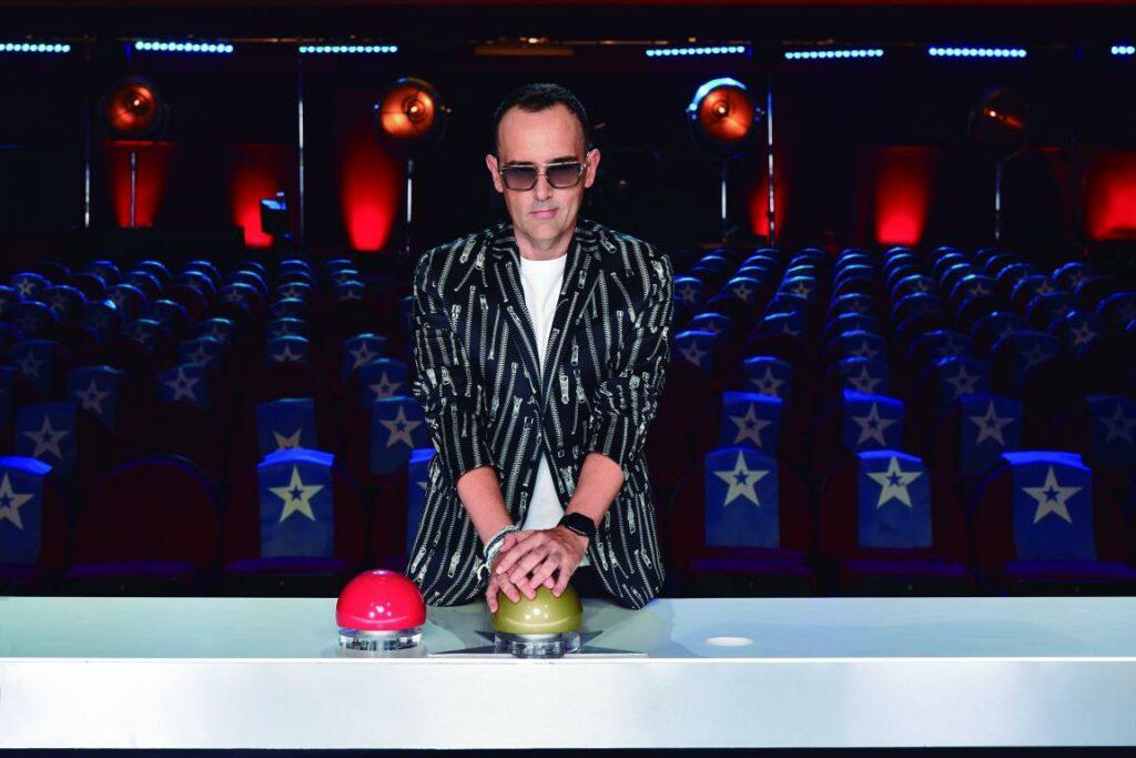mini GT6 Risto 1 1024x683 - Arranca la sexta edición de 'Got Talent España', la más compleja en su realización y espectacular en talento